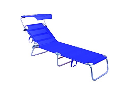 Lifeingarden lettino spiaggia con parasole