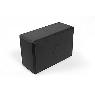 Yoga Block: Federgewicht und komfortablen, umweltfreundlichem EVA-Schaum Yoga Block. great-feeling, griffiger Oberfläche. 22,9x 15,2x 10,2cm
