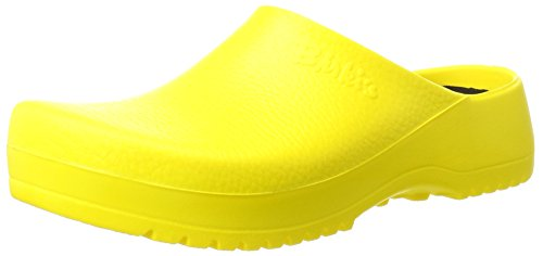 Birkenstock Unisex-Erwachsene Super-Birki Clogs, Gelb (YELLOW), 38 EU