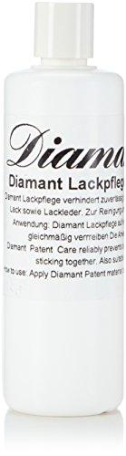 Diamant Lackpflegemittel [100ml] Schuhcreme & Pflegeprodukte, Mehrfarbig (Weiß), 15 cm
