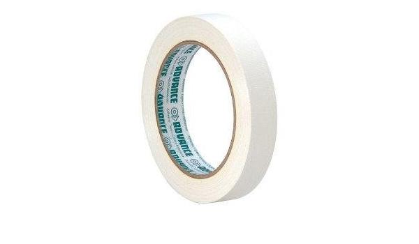 Advance Tapes 5813 Beschriftungsband Selbstklebend Weiß 19mm X 30m Musikinstrumente