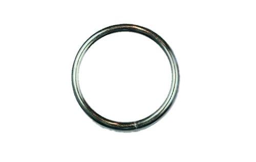SDU 750425 Anneaux, soudé 43/30- acier galvanisé 20 pièces (Import Allemagne)