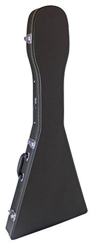Flying Bei V-gitarre (TGI 1986Flying V Hard Case für Gitarre)