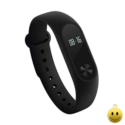 Xiaomi Mi Band 2 Fitness Trackers Fitnessarmband Sleeptracker Smartwatch IOS Android