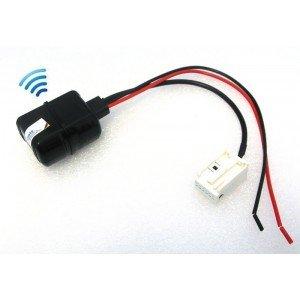 Bluetooth AUX IN ADAPTER KABEL für BMW E60 E61 E63 E64 3er 5er 6er X3 X5 Z4 Radio MP3 Navigation Handy Smartphone IPhone