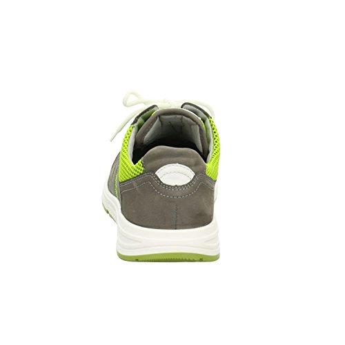 Waldläufer  323004-400-963, Chaussures de ville à lacets pour homme Gris