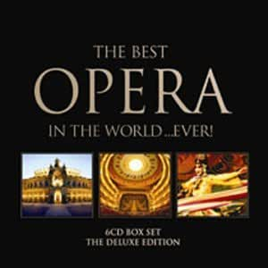 The Best Opera Album in the World... Ever!: Amazon.co.uk: Music