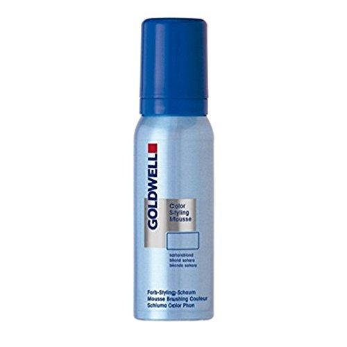 Goldwell Color Mousse de Coiffage Sèche-cheveux Mousse 6 KR Grenade, 1er Pack (1 x 75 ml)