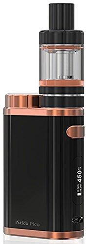 Eleaf Istick Pico (Bronzo / nero) Kit 75W con verifica Etichetta OEM per Vaporcombo Sigarette elettroniche Senza Nicotina