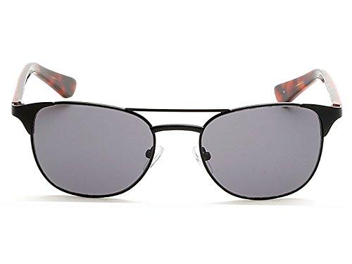 Guess Sonnenbrille 7413_02A (53 mm) schwarz/rot