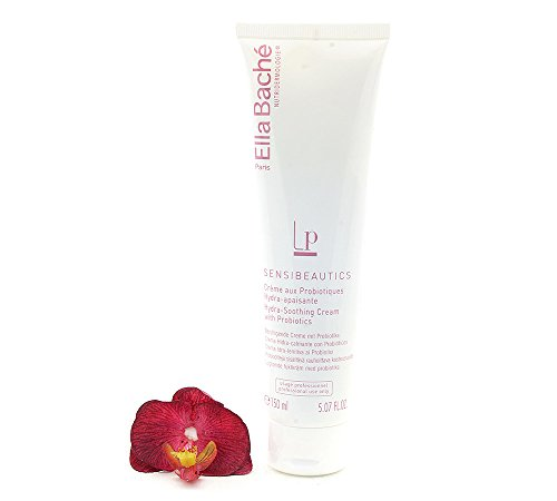 Ella Bache Sensibeautics Creme aux Probiotiques Hydra-Apaisante - Hydra-Soothing Cream with Probiotics 150ml (Salon Size)