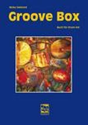 (GROOVE BOX - BUCH FUER DRUM SET - arrangiert für Schlagzeug [Noten / Sheetmusic] Komponist: GEBHARD NICKY)