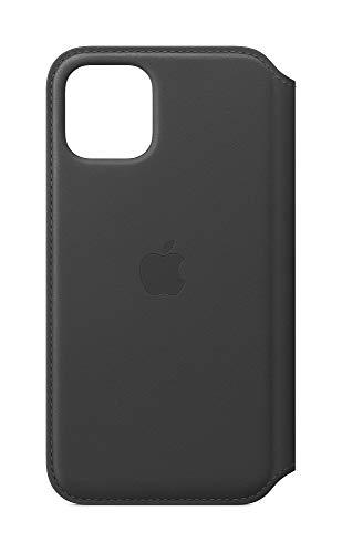 Apple Custodia Folio in Pelle (per iPhone 11 Pro) - Nero