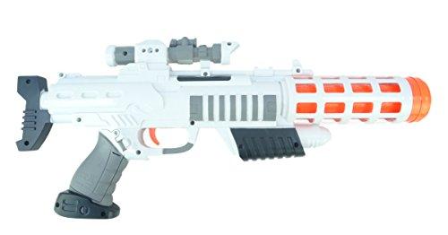 KT Space Guardian - Space Gun mit Sound - Jungs Spielzeug - Fancy Dress Zubehör
