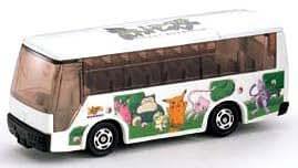 Tomica (blister) No.38 Pokemon bus (japon importation)