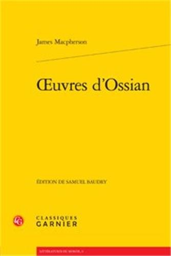 Oeuvres d'Ossian