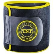 TNT Pro Series Waist Trimmer Weight Loss Ab Belt - Premium Stomach Wrap and Waist Trainer (Small: 8