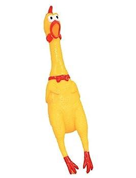 Honeysuck pour animal domestique Chien Jouet Squeeze Screaming Poulet jouet Cadeau