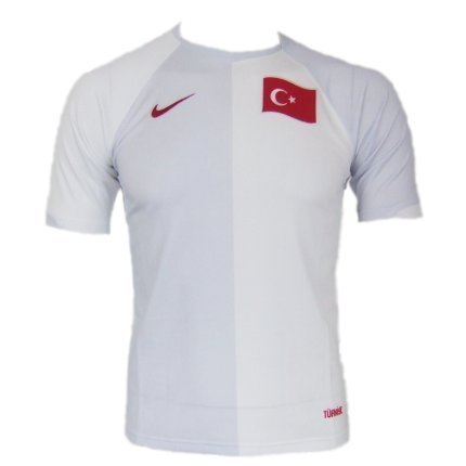 Nike - Turquie Maillot (2 Couleurs) - Blanc, XXL, Nike Sphere Dry (100% Polyester)