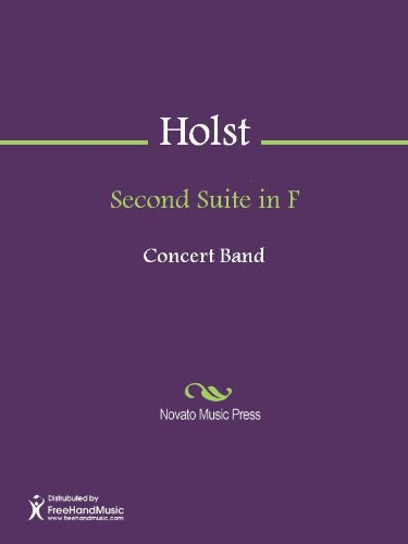 Second Suite in F - Bass Trombone (English Edition)