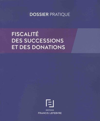 Fiscalit des successions et des donations