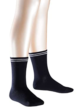 FALKE Unisex-Kinder Socken 10673 2Friends SO, Doppelpack