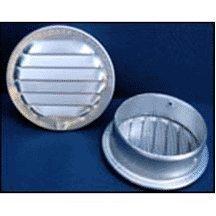 Rl-100 6 Regular Aluminum Louver & Screen (2 Per Bag) by Maurice Franklin