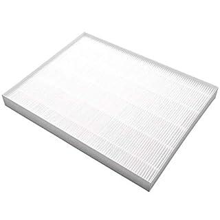 vhbw Ersatzfilter Luftfilter HEPA Filter für Fellowes AeraMax 190, 200, DB155, DB55, DX55 Luftbefeuchter, Luftreiniger