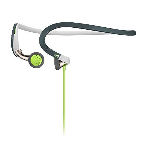 Sennheiser PMX 686i Sports In-Ear-Sportkopfhörer (mit Nackenbügel, geeignet für Apple iOS) grün/schwarz - 4