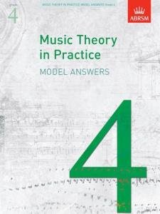 ABRSM Music Theory In Practice: Model Answers - Grade 4