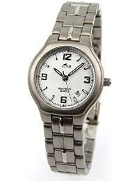 Reloj de caballero crono de titanio resistente al agua 100 metros · EUR  179 08db7055e34f