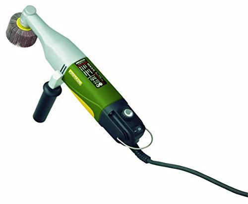 Proxxon 28560 Walzenschleifer (Schleifroller), 800-2800/min, 270 mm, 100 W-für perfekte Veredelung von Oberflächen