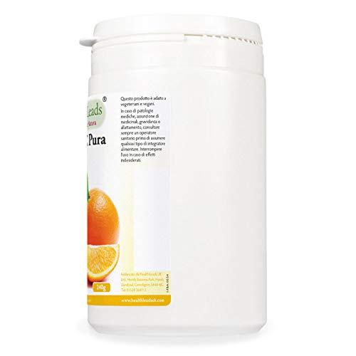 Zoom IMG-2 pura vitamina c in polvere