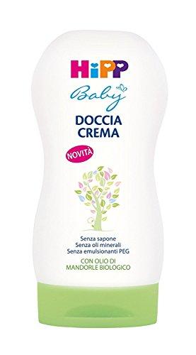Hipp Baby Doccia Crema - 3 pezzi da 200 ml [600 ml]