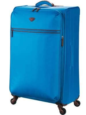 Jump Nice Soft 4-Rollen-Trolley 81 cm light blue