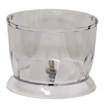 Contenitore 500 ml per braun minipimer e multiquick