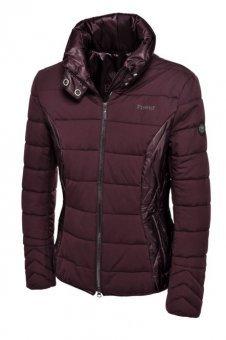 PIKEUR Damen-Jacke mit PRIMALOFT® RAQUITA Premium Kollektion Herbst/Winter 2017/2018, blackberry, 34