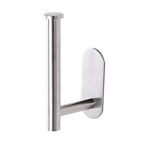 Home Toilettenpapierrollenhalter Wand Handtuch Serviettenhalter Edelstahl