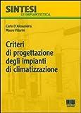 Criteri di progettazione degli impianti di climatizzazione