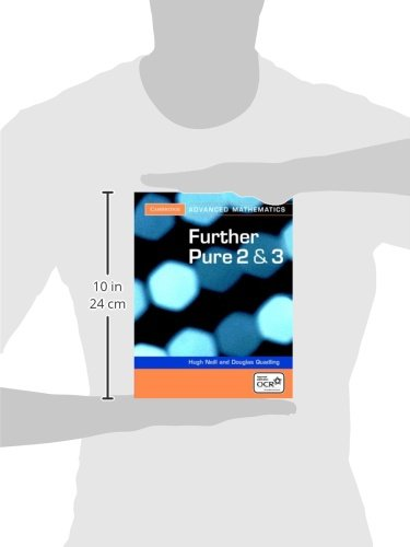 Further Pure 2 and 3 for OCR Further Pure 2 and 3 Digital Edition (AB) (Cambridge Advanced Level Mathematics for OCR)