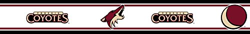 NHL Phoenix Coyotes Hockey-Bordüre, ()
