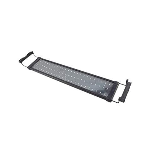POPETPOP Illuminazione per acquari LED Acquario per Acqua Dolce e Acqua salata (Spina UE)