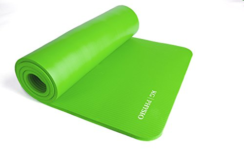 KG-Physio-Esterilla-de-yoga-extra-grueso-12-mm-con-correa-de-hombro miniatura 18