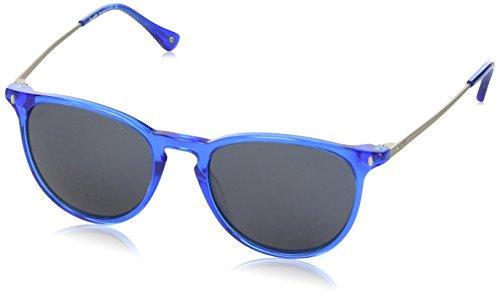 Vespa Eye, Montures de Lunettes Mixte Adulte, Bleu (Blu), 52