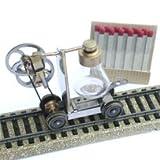 Dampfmaschine Draisine H0 Bausatz