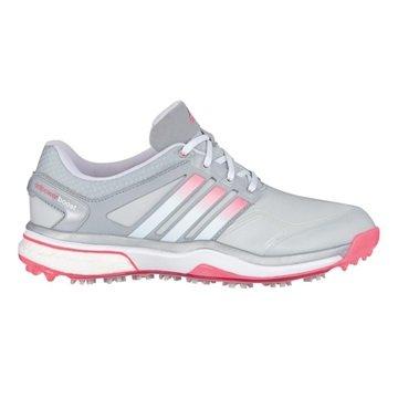 Adidas W adipower Boost Damen Schuhe - grau/weiss/rot