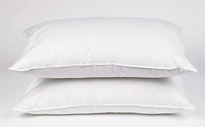 Ivaan™ Luxury High Quality Cotton Pillows Set of 17 x 27
