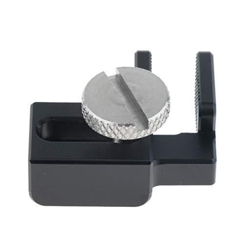 Baoblaze HDMI Kabel Schutz Kabelschloss Clamp für SmallRig Cage 1779 1773 1585 1830 1726 Monitor Käfig