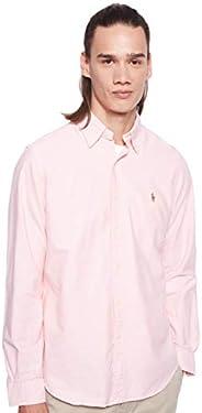 Polo Ralph Lauren Men's Oxford Shirt Classic Fit Long Sl