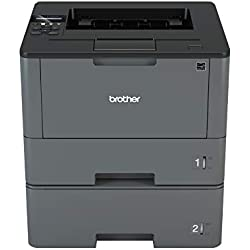 Brother HL-L5100DNT imprimante Laser 1200 x 1200 DPI A4 - Imprimantes Laser (Laser, 1200 x 1200 DPI, A4, 250 Feuilles, 40 ppm, Impression Recto-Verso)